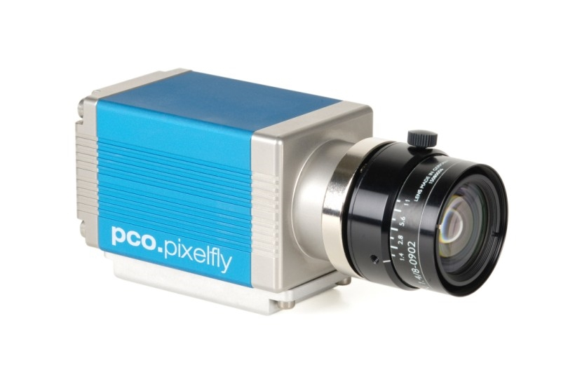 pco.pixelfly USB camera
